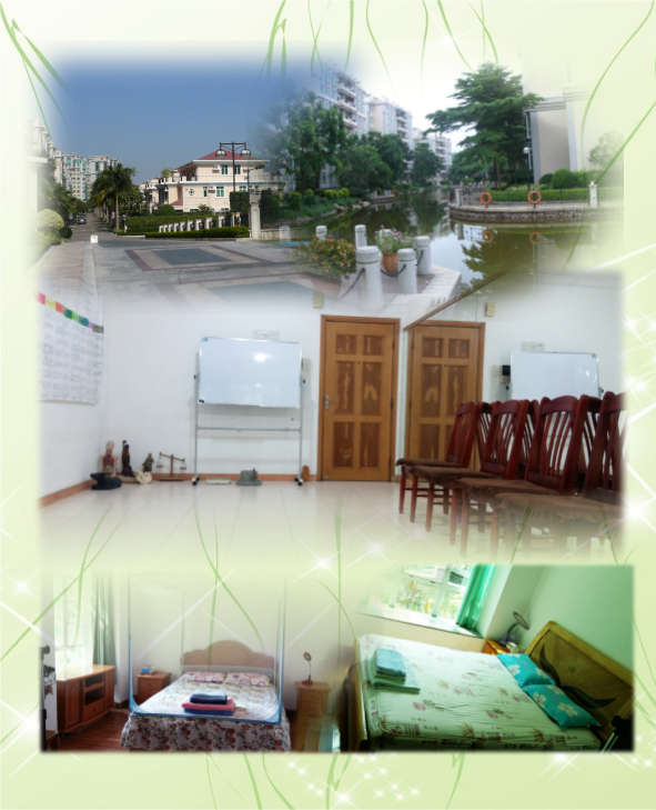 Study qigong in china
